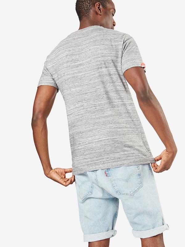 Superdry T-Shirt 'ORANGE LABEL VINTAGE EMB TEE'
