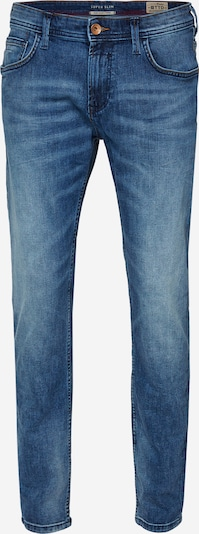 TOM TAILOR DENIM Jeans 'Piers' in de kleur Blauw denim, Productweergave