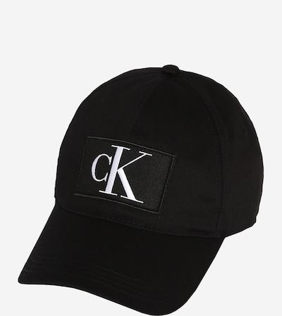 Calvin Klein Jeans Czapka z daszkiem 'ESSENTIALS' w kolorze czarnym, Podgląd produktu