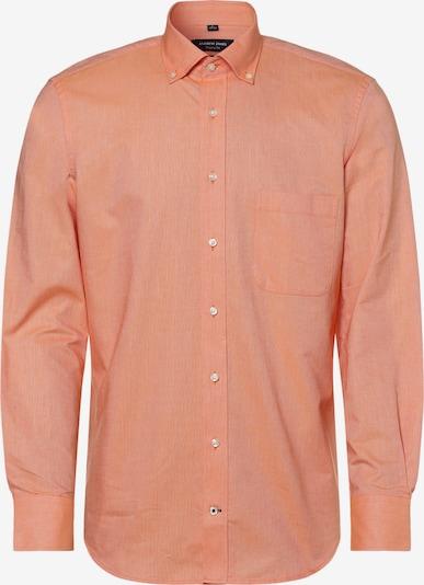 Andrew James Hemd in orange, Produktansicht