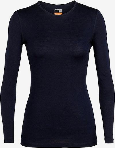 Icebreaker Shirt '200 Oasis LS Crewe' in kobaltblau, Produktansicht