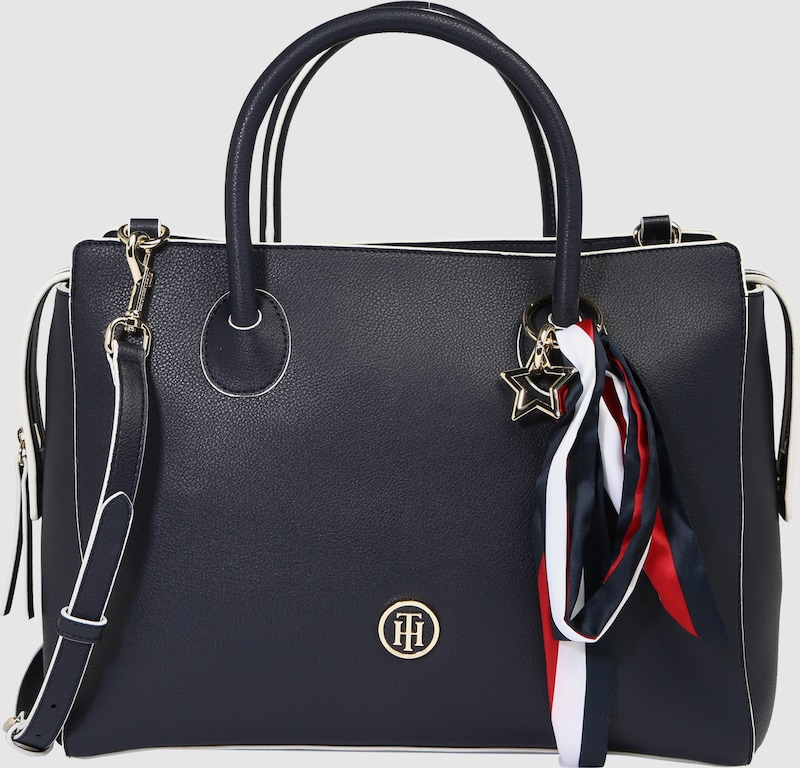 TOMMY HILFIGER Handtasche 'CHARMING TOMMY'