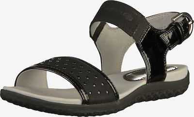 GEOX Sandalen met riem in de kleur Zwart, Productweergave