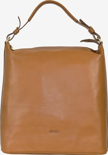 BREE Schultertasche 'Stockholm' in beige / sand, Produktansicht