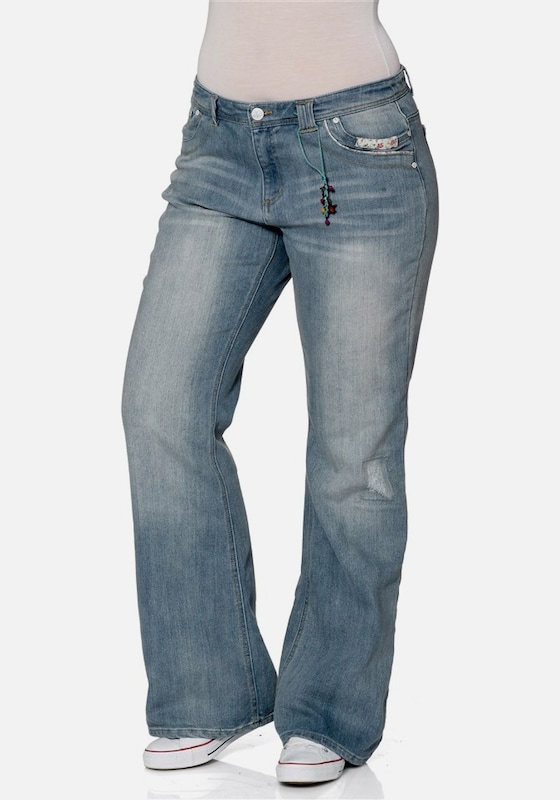 JOE BROWNS Jeans in lässiger Bootcut-Form