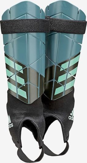 ADIDAS PERFORMANCE Schienbeinschoner 'X REFLEX' in türkis / pastellblau / schwarz, Produktansicht