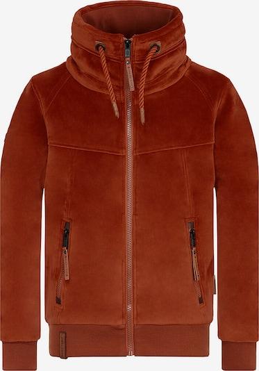 naketano Jacke in rostrot, Produktansicht
