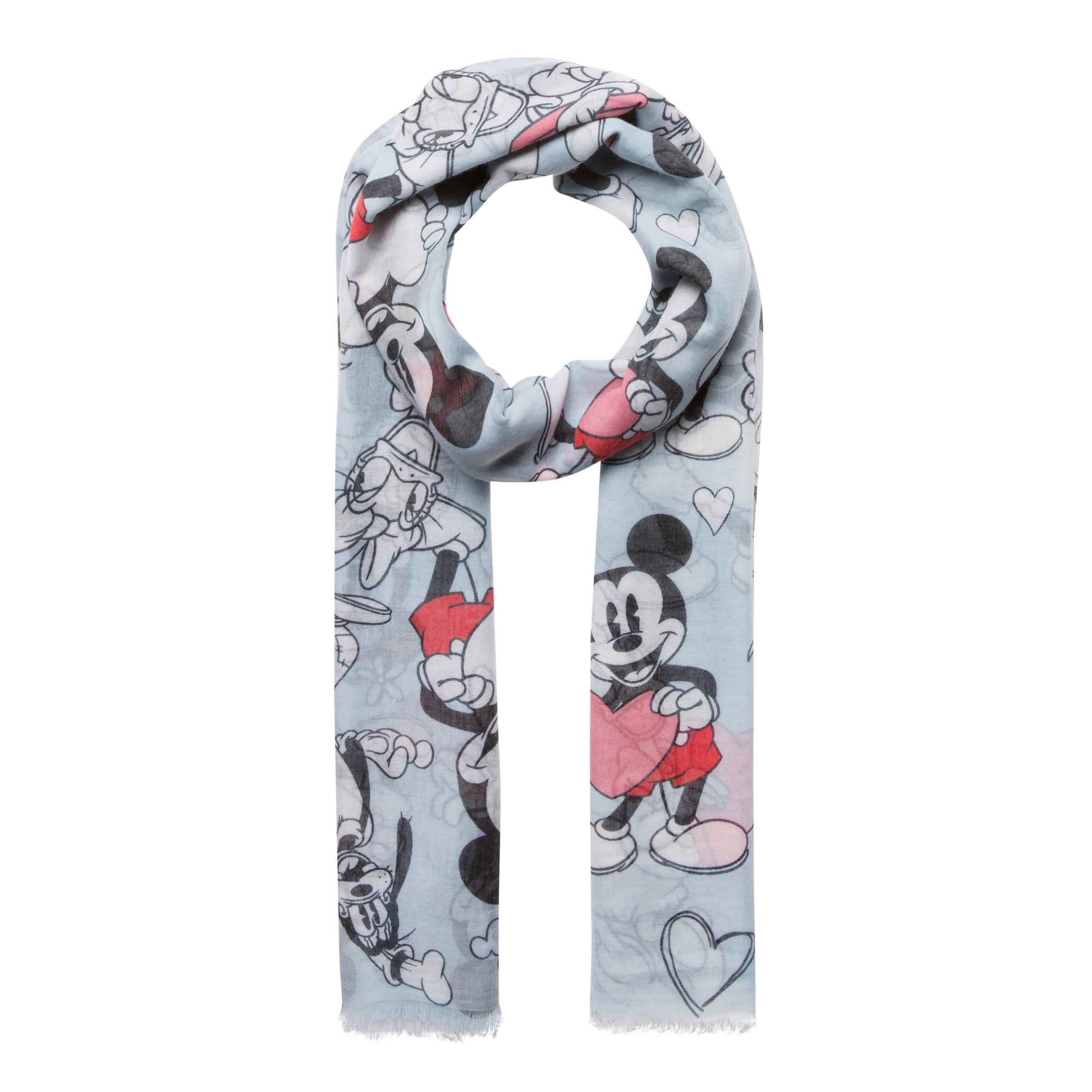 Schnelle Lieferung Spielraum Vorbestellung CODELLO Schal mit Disney-Muster Auslass Bilder Angebot Zum Verkauf G1axH0OVDX