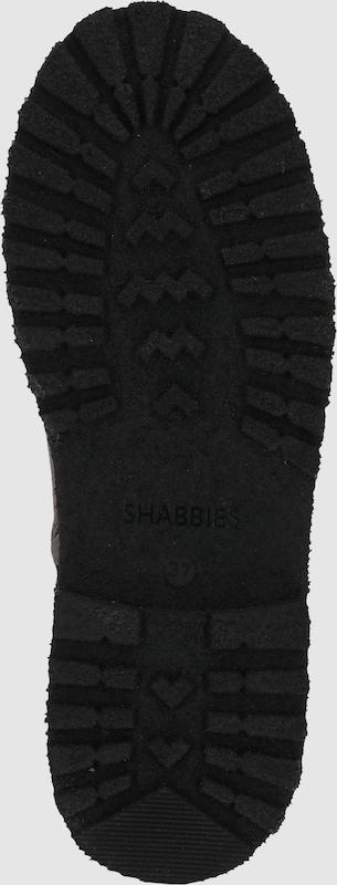 SHABBIES AMSTERDAM Stiefelette Stiefelette Stiefelette aus Leder db1d10