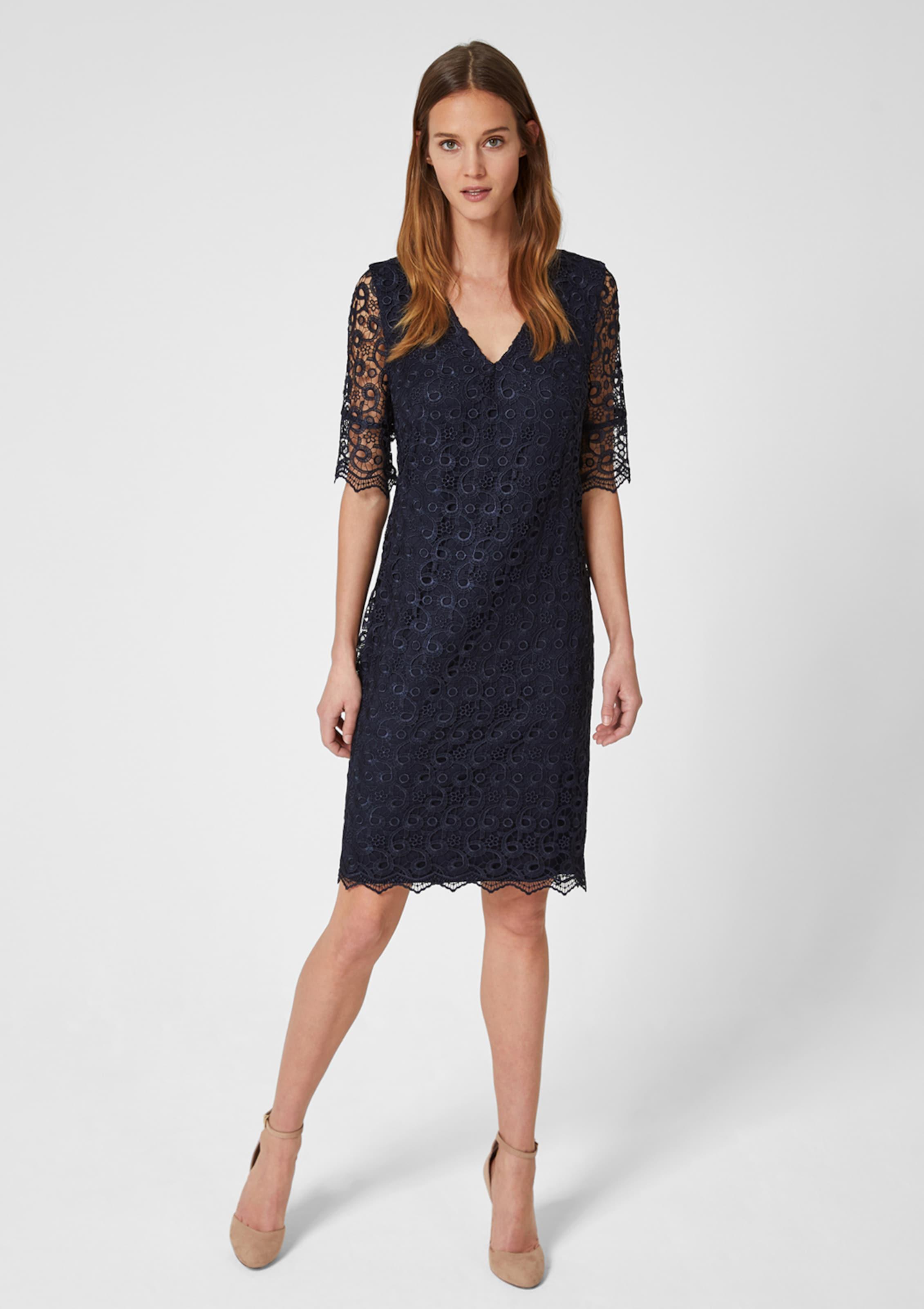 S Kleid Label Black Nachtblau In oliver NnPX8kw0O