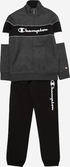 Champion Authentic Athletic Apparel Tepláková souprava - grafitová / černá / bílá, Produkt