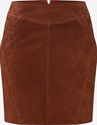 VILA Spódnica 'SUSA' w kolorze brązowym, Podgląd produktu
