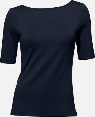 heine Shirt in Nachtblauw