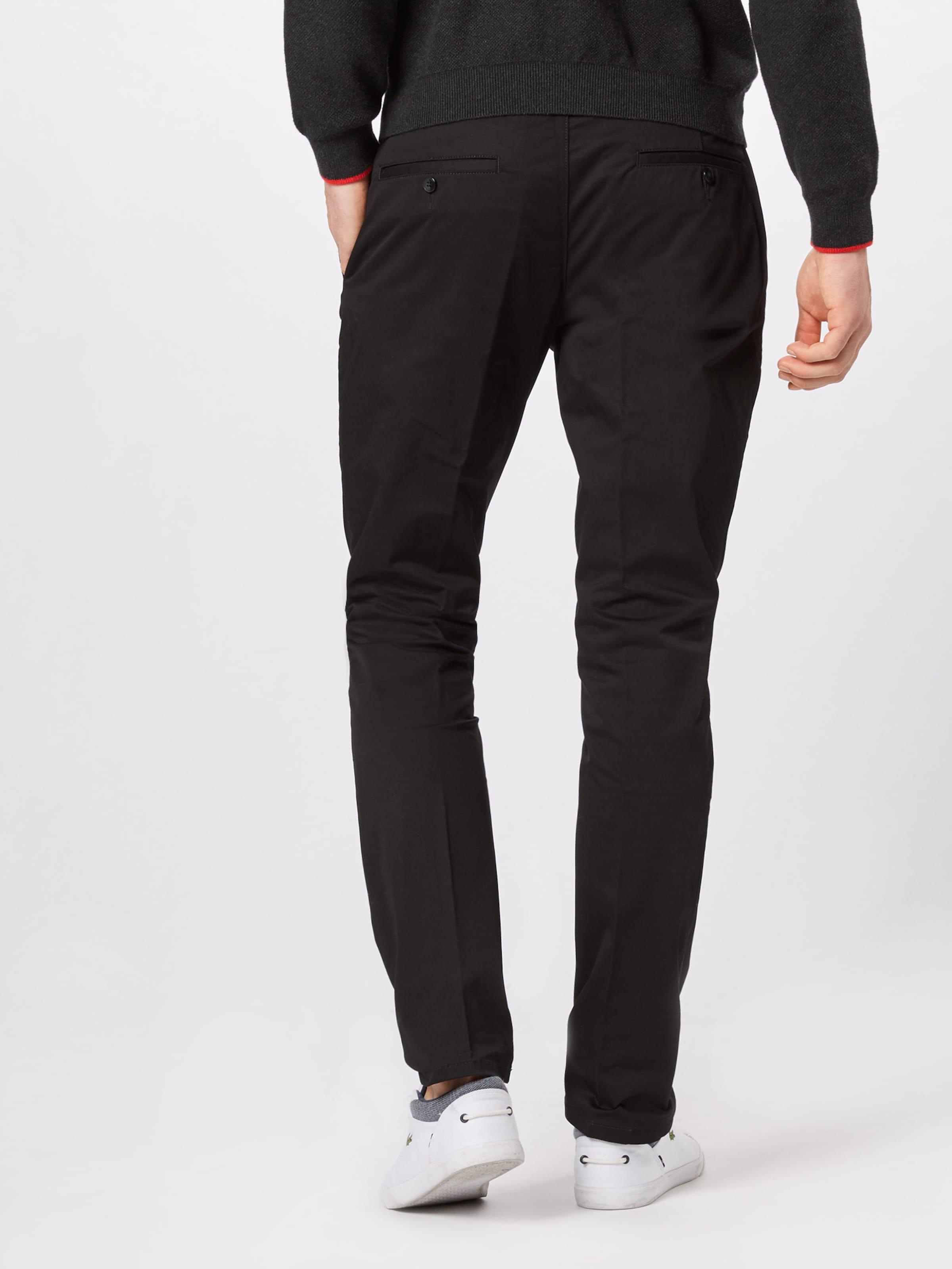 Pantalon 'glen183' En 'glen183' Pantalon Hugo Noir Hugo FKcTl1J3