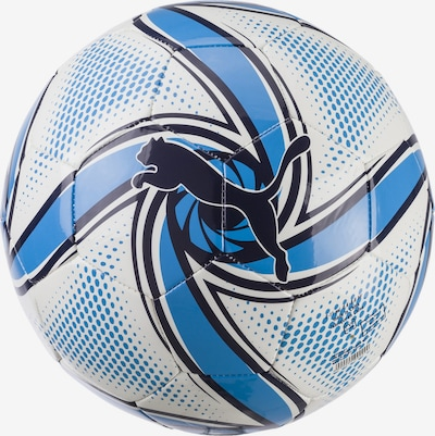 PUMA Ball 'Olympique de Marseille FUTURE Flare' in himmelblau / weiß, Produktansicht