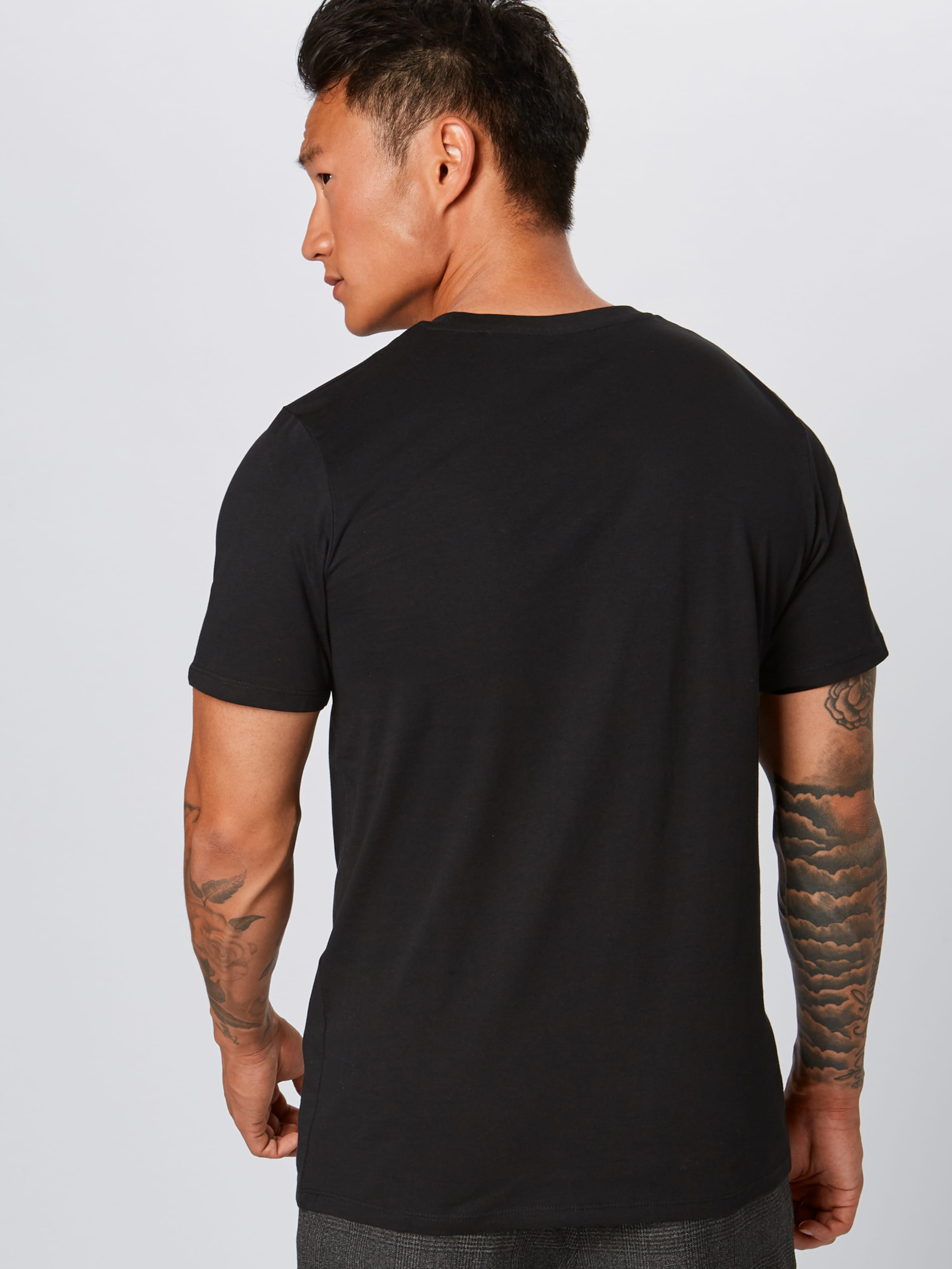 Shirt RotSchwarz In Weiß Jackamp; Jones 8NwymOvn0
