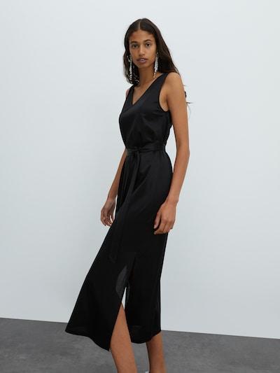 EDITED Šaty 'Caren' - čierna, Model/-ka