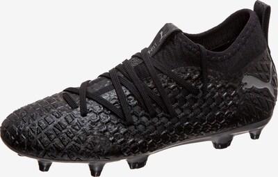 PUMA Fußballschuh 'Future 4.3 Netfit FG/AG'w in schwarz / silber, Produktansicht
