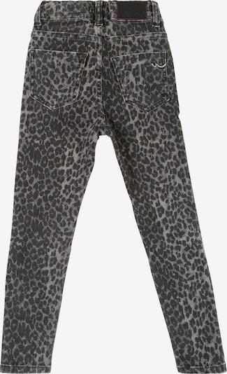 Džinsai 'LONIA G' iš LTB , spalva - pilka / juoda: Vaizdas iš galinės pusės