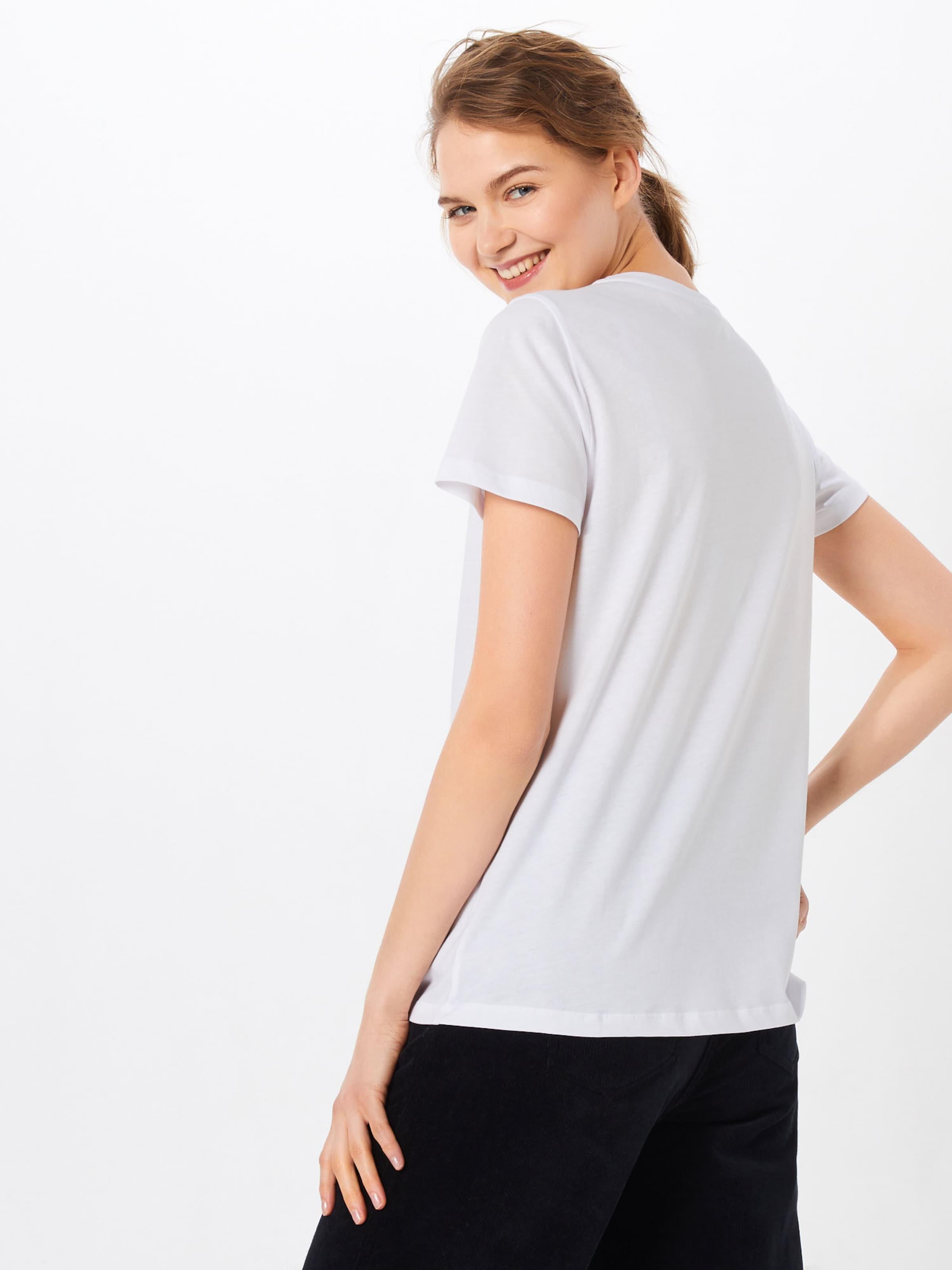 OrRose 'tinna' En Blanc Noir shirt Kaffe T tCrdxQhsB