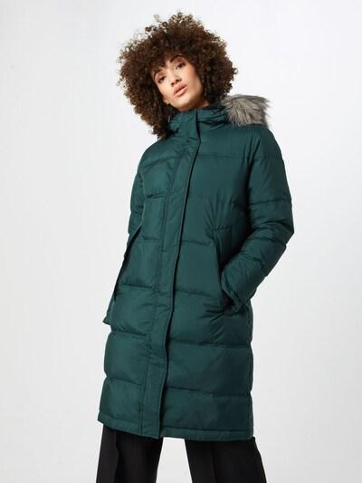 SELECTED FEMME Płaszcz zimowy 'SLFJONA DOWN PARKA COAT' w kolorze szmaragdowym, Podgląd na modelu(-ce)
