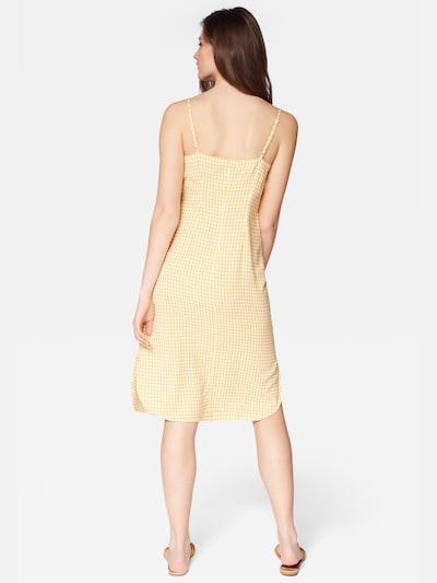 Mavi Kleid in gelb / weiß   ABOUT YOU