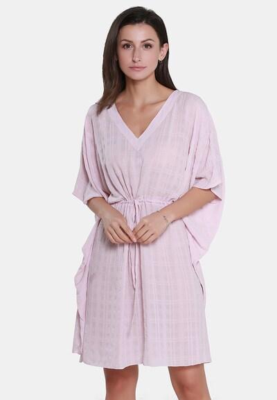 Tunica Usha pe roz pastel, Vizualizare model