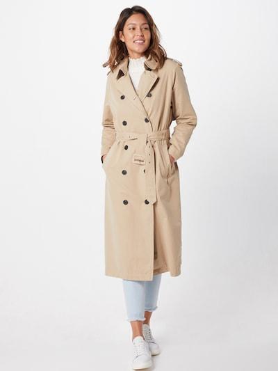 Herrlicher Trenchcoat 'Julina' in beige, Modelansicht
