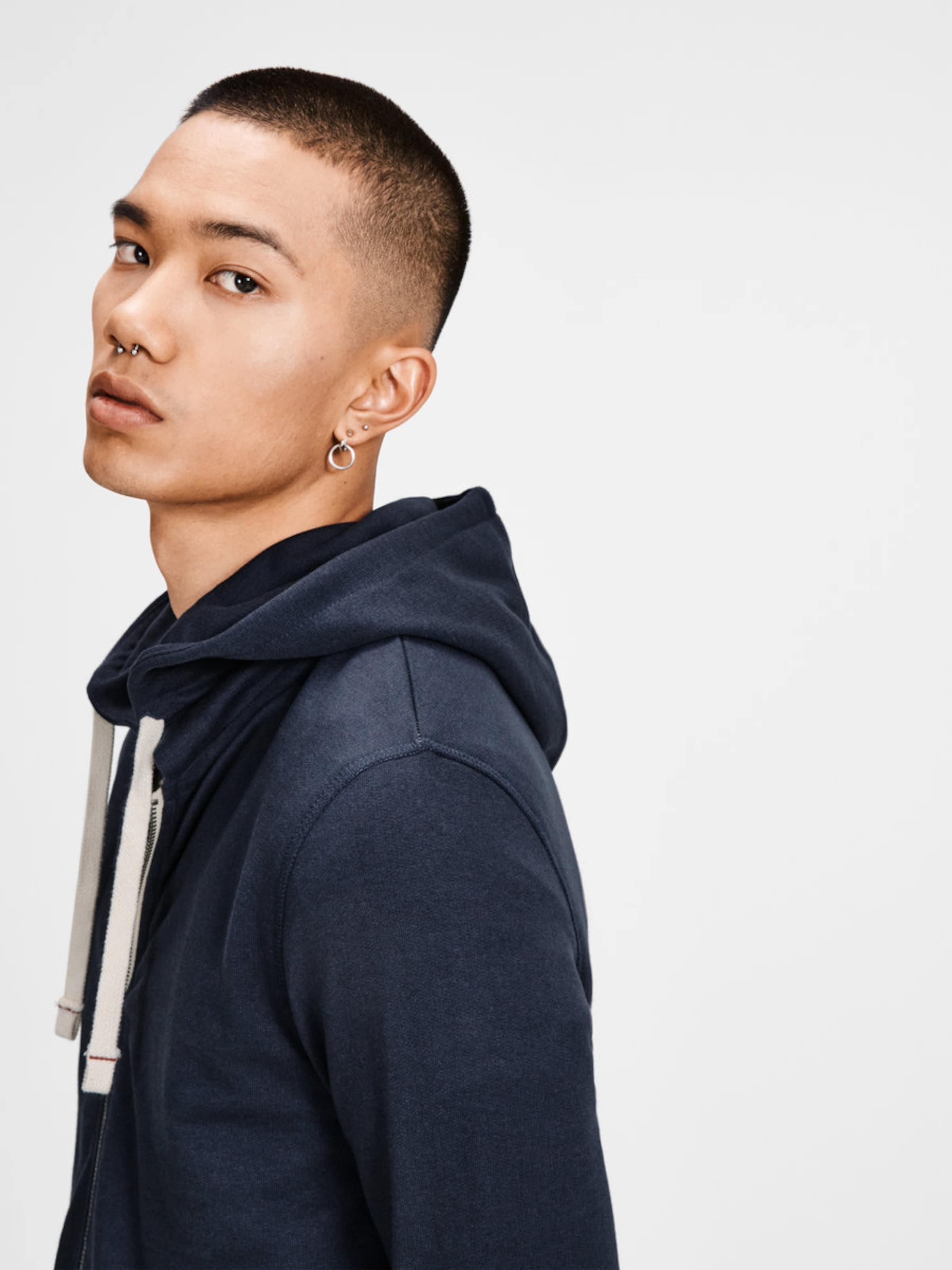 JACK & JONES Sweatshirt Verkauf Besten Verkaufs pBxG6