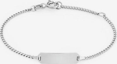 FAVS. Armband 'I.D.' in silber, Produktansicht