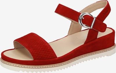 SIOUX Sandale ' Achara-700 ' in rot, Produktansicht