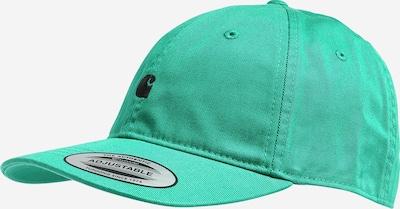 Carhartt WIP Casquette 'Madison' en vert, Vue avec produit