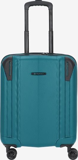 Franky Trolley 'Hamburg' in blau, Produktansicht