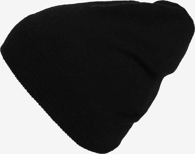 Zwillingsherz Mütze in schwarz, Produktansicht