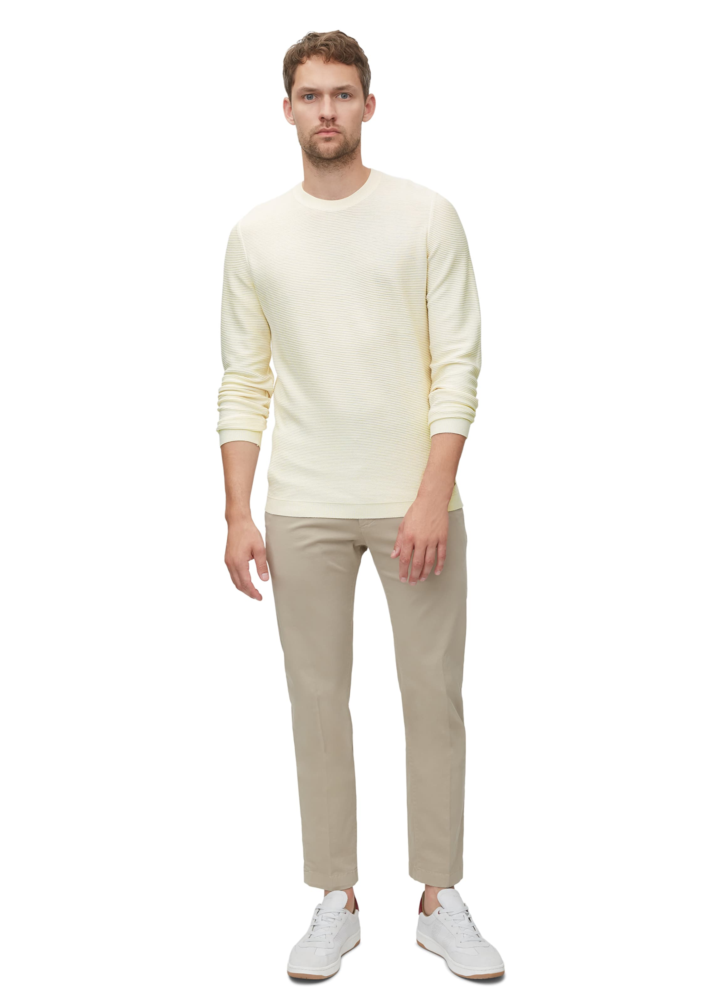 Creme Marc O'polo In Marc Pullover A45RLj