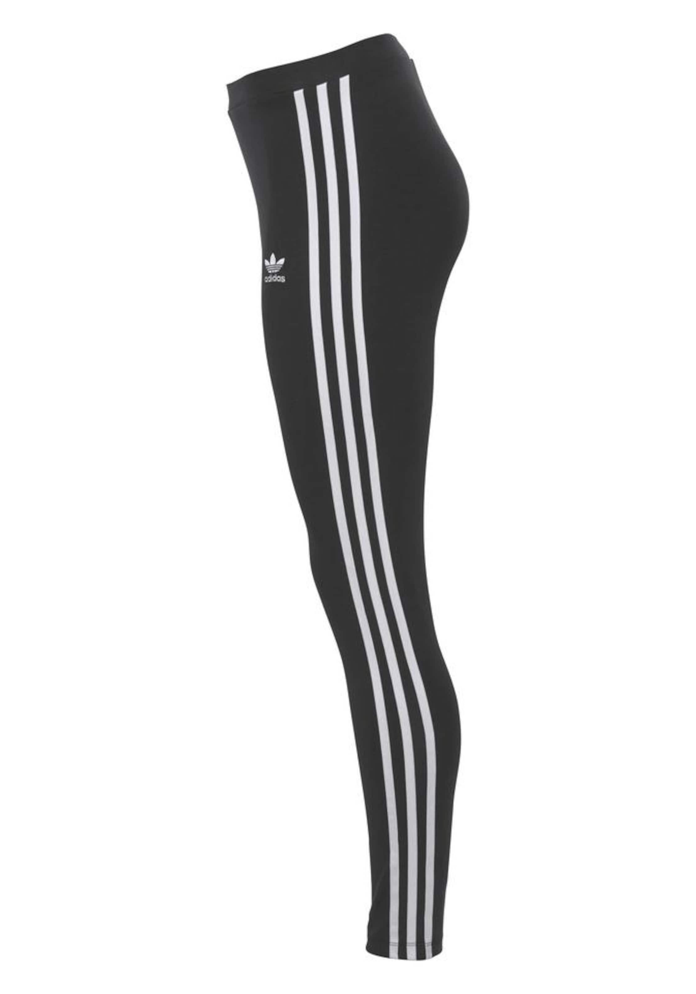 Adidas En NoirBlanc Leggings Adidas Adidas En Originals Originals Leggings NoirBlanc j4A5RL