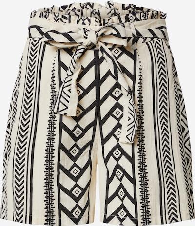 VERO MODA Kalhoty 'Dicthe' - černá / offwhite, Produkt