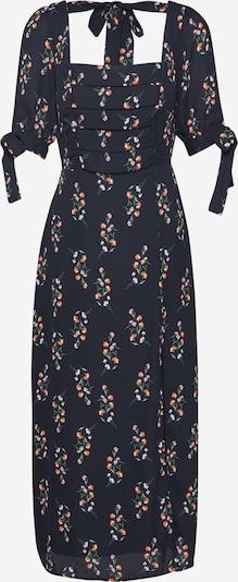 Fashion Union Kleid 'JOAN' in schwarz: Frontalansicht