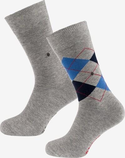 BURLINGTON 2er Pack Socken in grau, Produktansicht