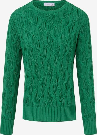 Looxent Pullover aus 100% Supima®-Baumwolle in grün, Produktansicht