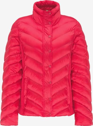 Petrol Industries Winterjas in de kleur Rood, Productweergave