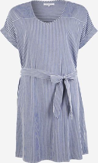 Suknelė iš ONLY Carmakoma , spalva - tamsiai (džinso) mėlyna / balta, Prekių apžvalga