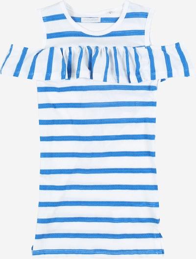 LEMON BERET Kleid in blau / weiß, Produktansicht