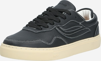 GENESIS Sneaker 'G-Soley Tumbled' in schwarz, Produktansicht