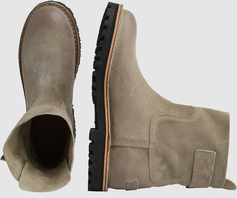 SHABBIES AMSTERDAM Schuhe Stiefelette Verschleißfeste billige Schuhe AMSTERDAM 363067