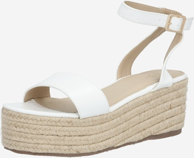 4th & Reckless Sandalen 'Eden' in weiß, Produktansicht