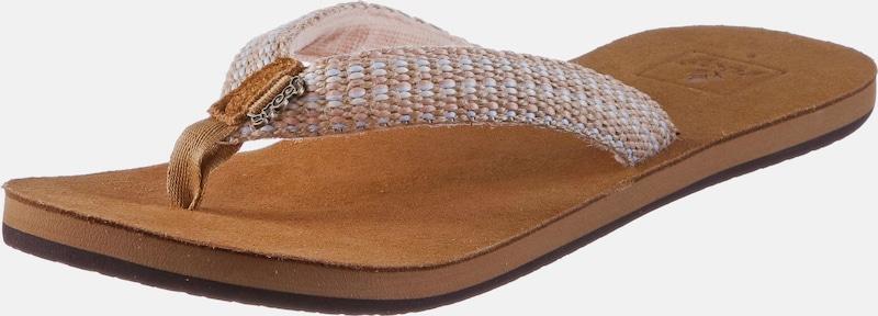 REEF GYPSYLOVE Zehensandalen Verschleißfeste billige Schuhe