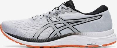 ASICS Chaussure de course 'Gel-Excite 7' en gris clair / noir, Vue avec produit