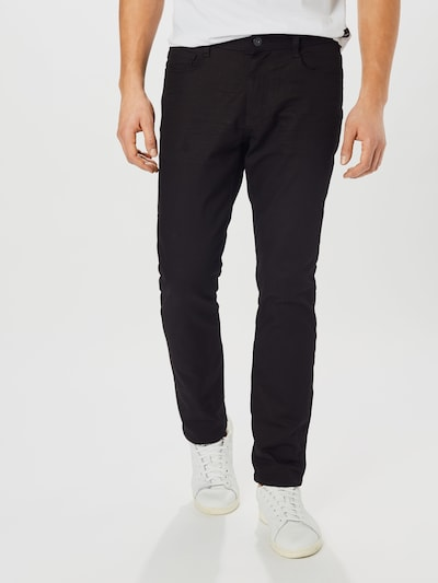 TOM TAILOR Jeans  'Marvin' in black denim, Modelansicht