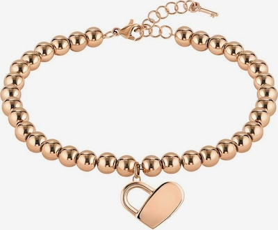 BOSS Armband 'Herz, Beads Collection, 1580076' in rosegold, Produktansicht